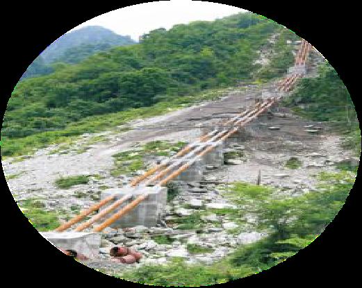 石棉县油房沟水电站
