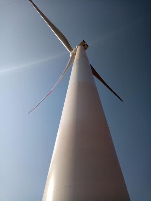 攀枝花市仁和区桃树平风电场项目工程