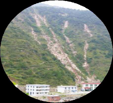 石棉县深池沟水电站